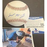 $49 » Zach McKinstry Los Angeles Dodgers Autographed Signed Official Major League Baseball BECKETT COA