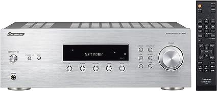 Pioneer SX-10AE-S - Receptor de Audio, Color Plata: BLOCK: Amazon ...