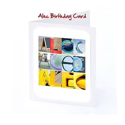 Placa personalizable en inglés para e instrucciones para coser pijamas Tarjetas de cumpleaños con texto en