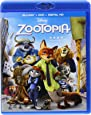 Zootopia [Blu-ray +DVD + Digital ]