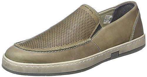 Josef SeibelGatteo 15 - Mocasines Hombre, Color Gris, Talla 40: Amazon.es: Zapatos y complementos