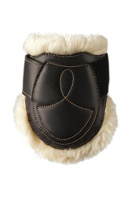Kentucky Fetlock Boots Young Horse Leather w Sheepskin