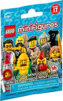 Highwayman SERIES COLLECTIBLE CMF BANDIT FIG LEGO Secret Character