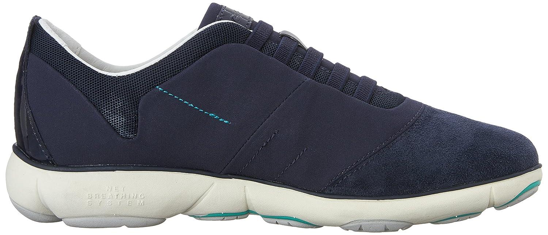 Geox Women's Nebula 4 (7 Sneaker B016ZKDB1I 37 M EU (7 4 US)|Navy 6a49e0