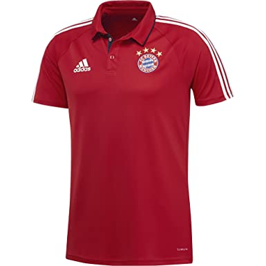 adidas Bq2435 - Polo de FC Bayern de Munich Hombre: Amazon.es ...