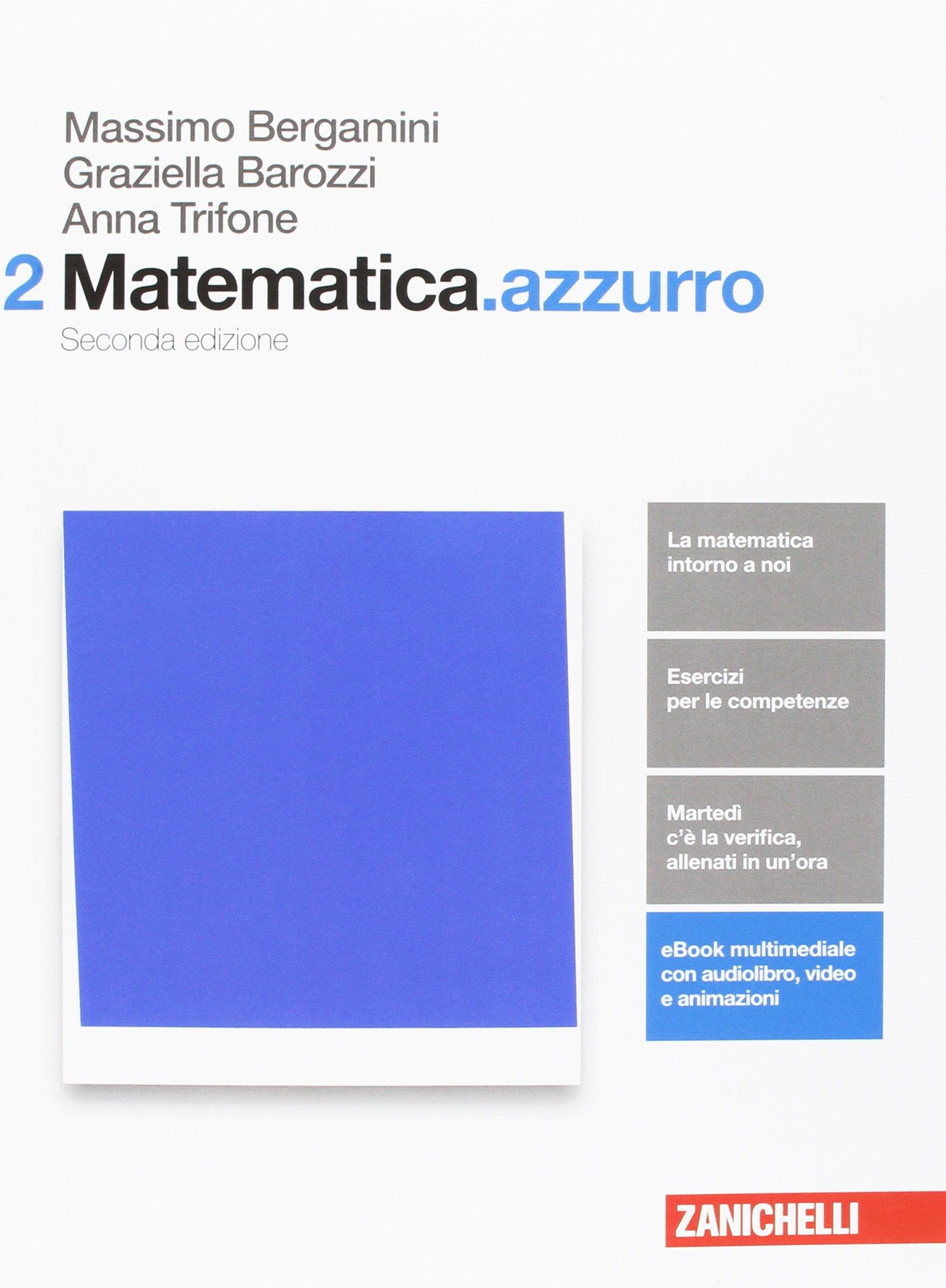 matematica azzurro esercizi svolti