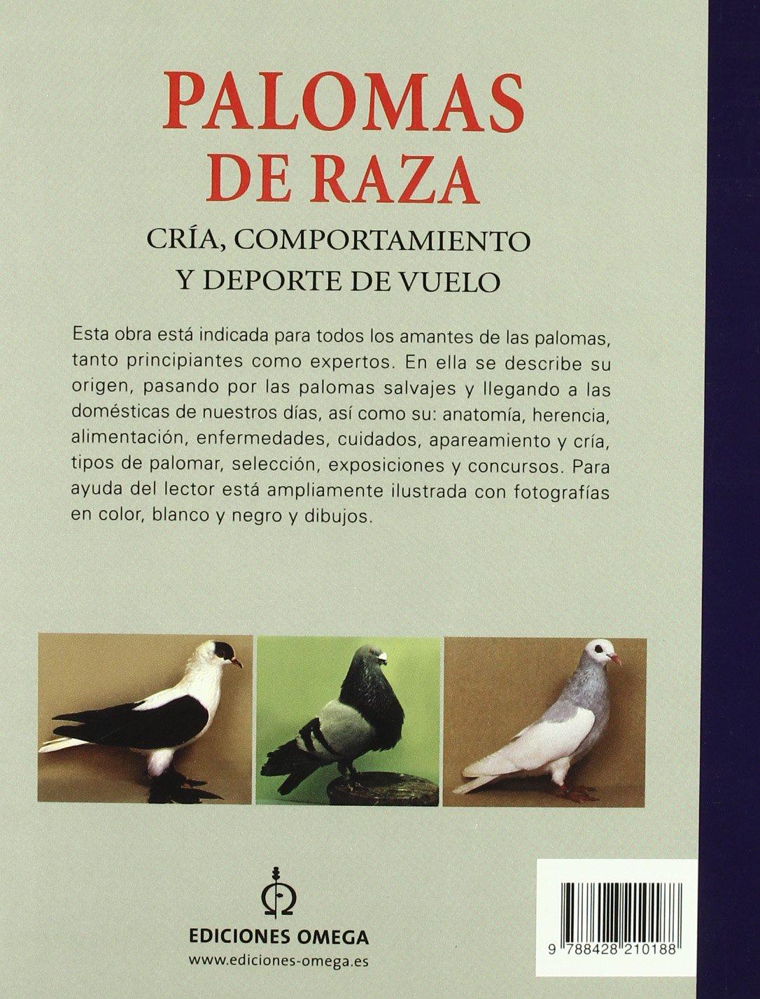 RAZAS DE PALOMAS GUIAS DEL NATURALISTA-AVES EXÓTICAS-PERIQUITOS ...