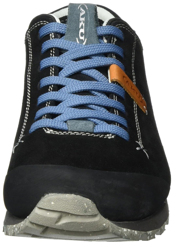 Aku Bellamont Suede Gtx - Zapatos, color Turquoise/Green 456, talla 46.5