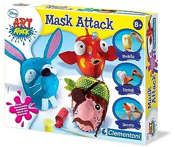 Art Attack Bau Konstruktionsspiel Clementoni 15837