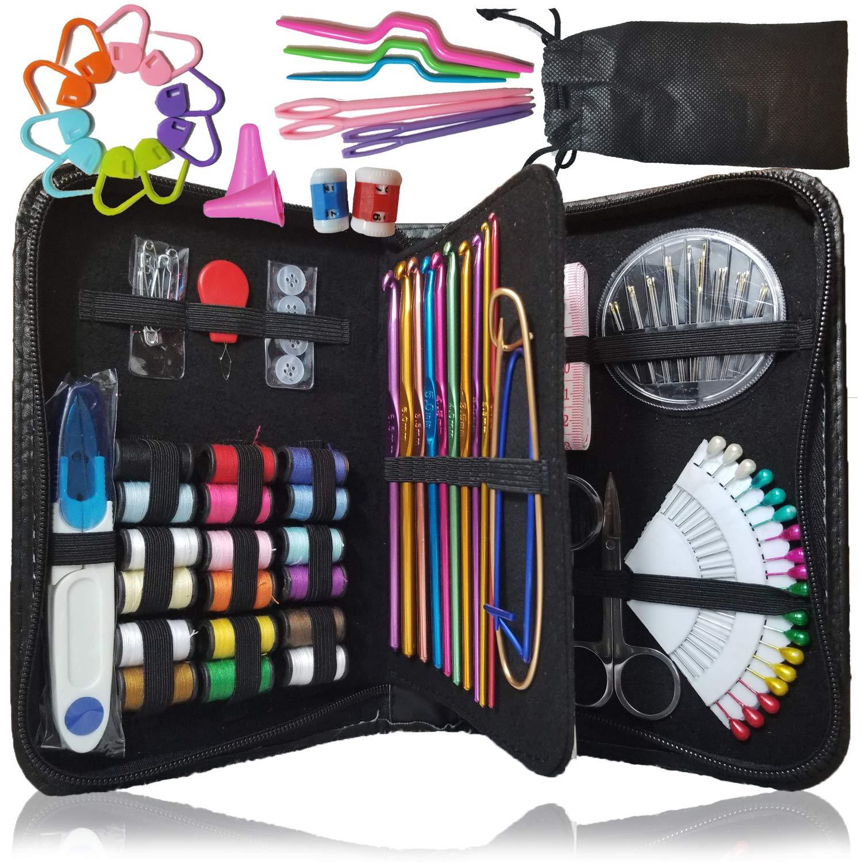 Artika - Kit de costura y kit de Crochet, Diy Over 100 Pr...