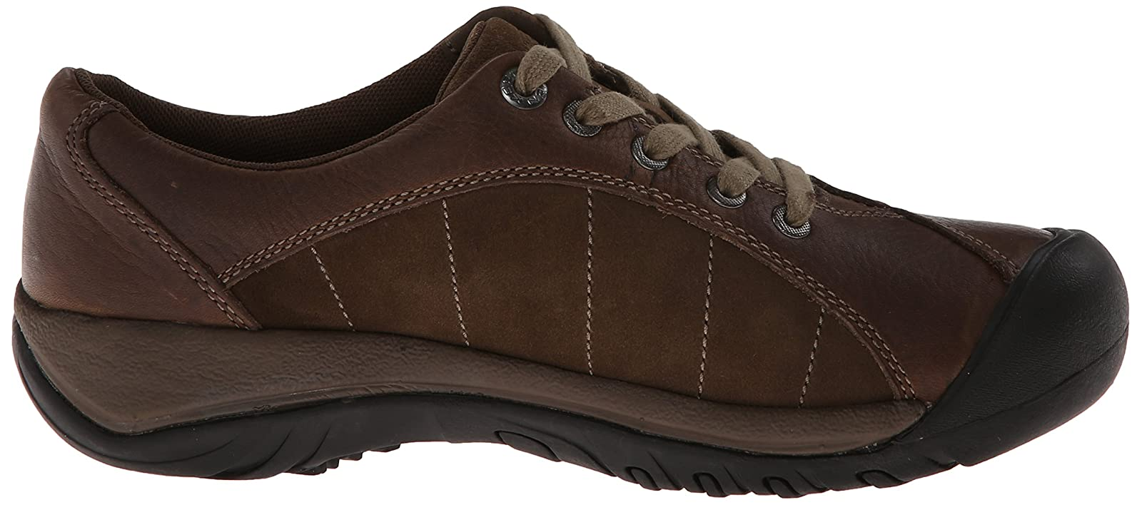 KEEN Women's Presidio Shoe Cascade Brown/Shitake 9.5 M US Women - 7