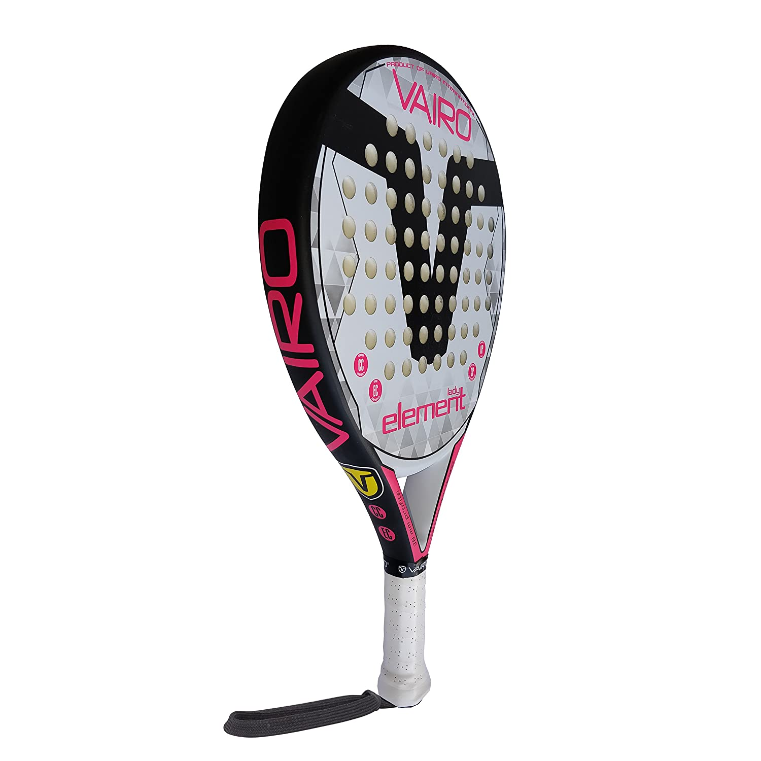 VAIRO Pala de Padel Element Lady 5.1: Amazon.es: Deportes y aire libre