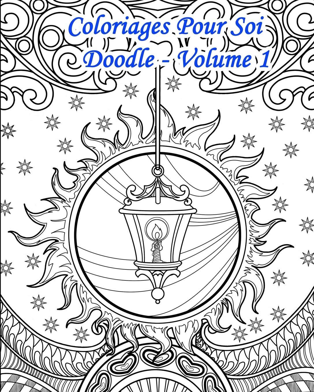 Coloriage Anti Stress Automne.Coloriages Pour Soi Doodle Volume 1 Automne Et Hiver 25