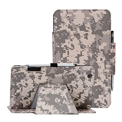 Amazon.com: At & t Prepaid Funda para tablet, ACU camuflado ...