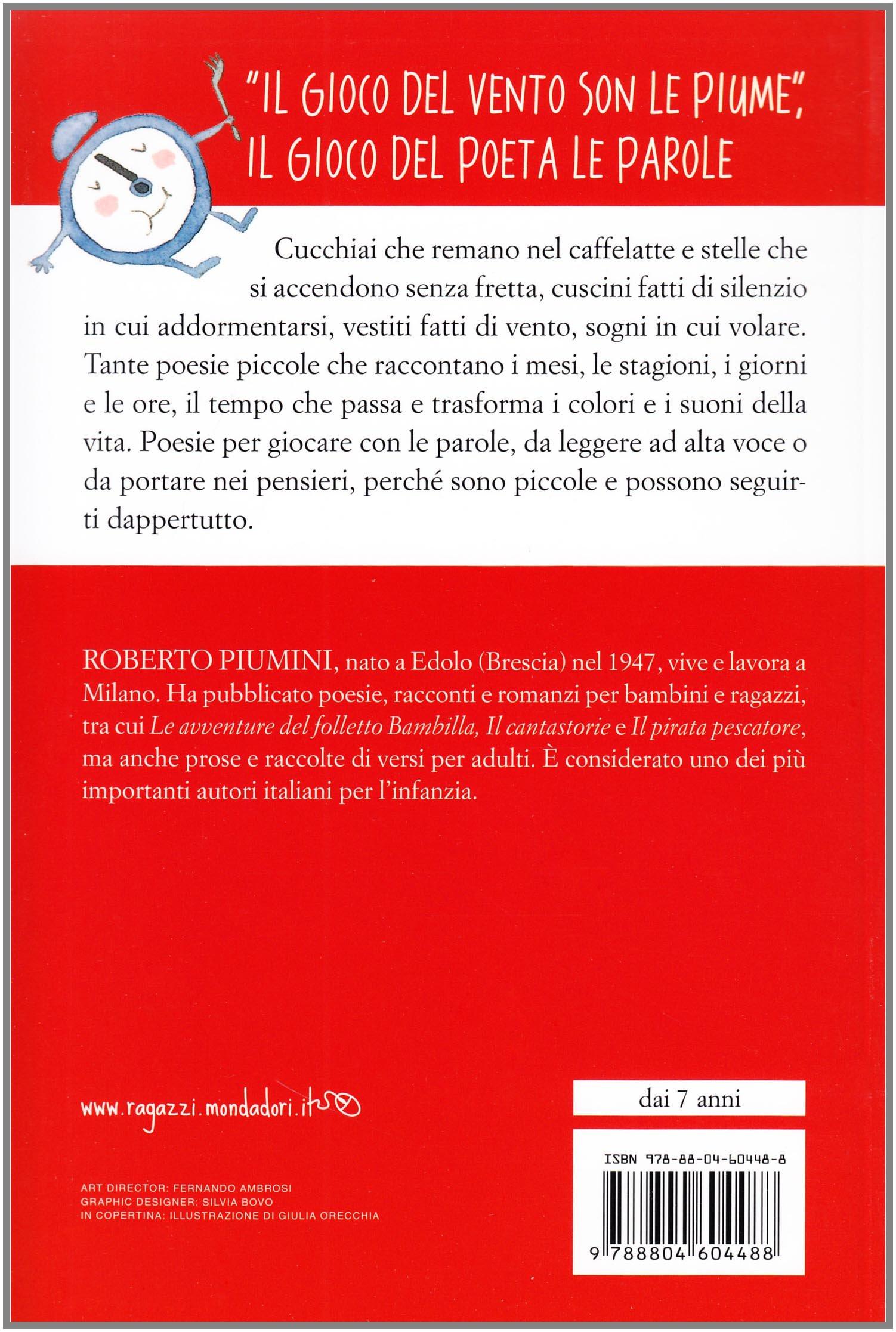 Roberto Piumini | Parole in gioco | Pagina 7