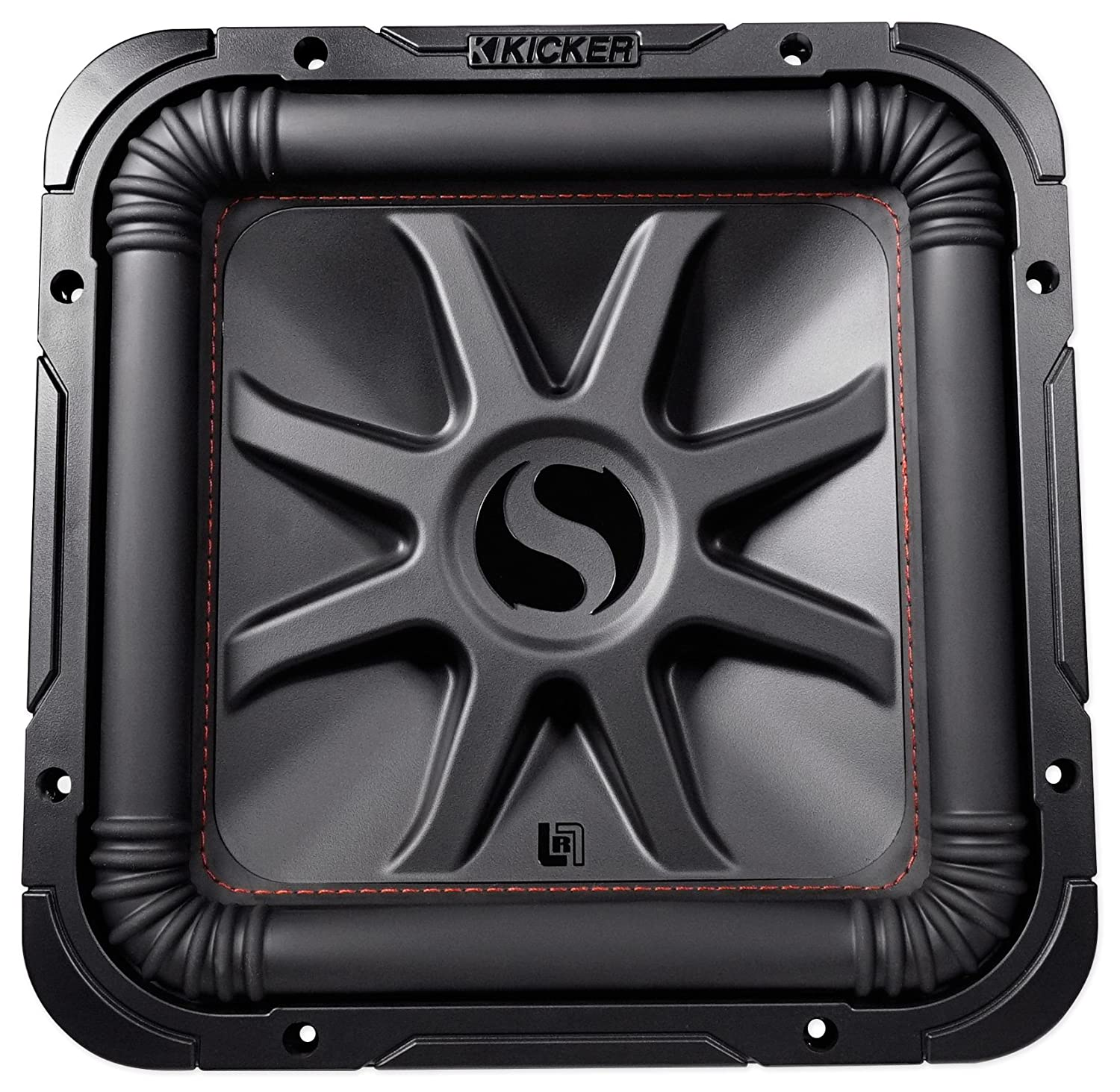 2 Kicker 45l7r122 12 1200w L7r Solo Baric Subwoofers 3000watt 0awg 0 Gauge Subwoofer Amp Amplifier Wiring Kit 150amp Anl Bedlined Sub Box Car Electronics