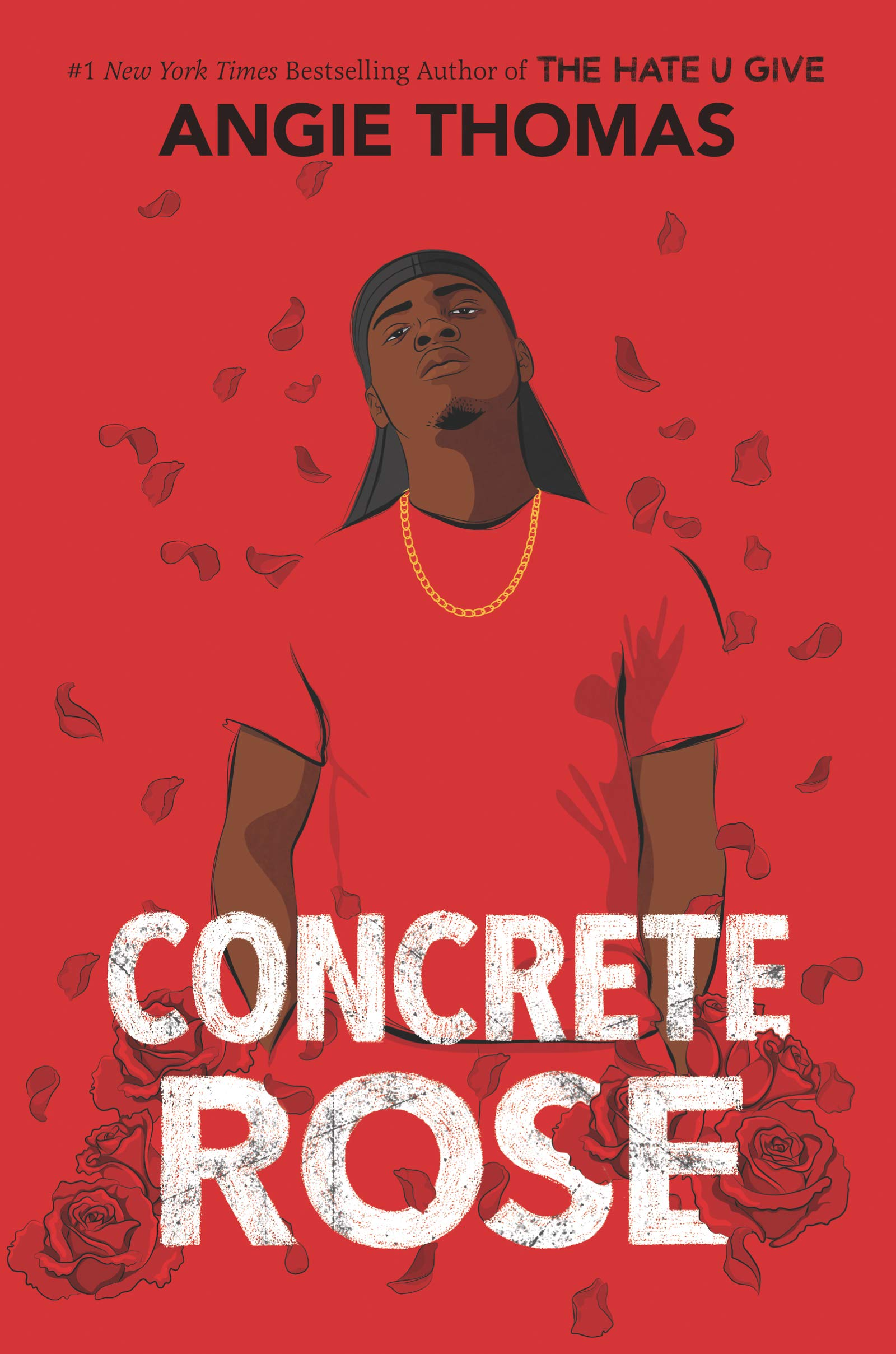 Amazon.com: Concrete Rose (9780062846716): Thomas, Angie: Books