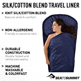 Sea to Summit Premium Blend Silk/Cotton Mummy