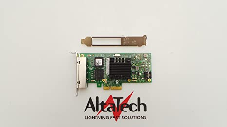 Dell I350-T4 Intel Quad Port PCI-E 2.0 X 4 Ethernet Server Adapter PowerEdge R720XD THGMP Dell Components at amazon