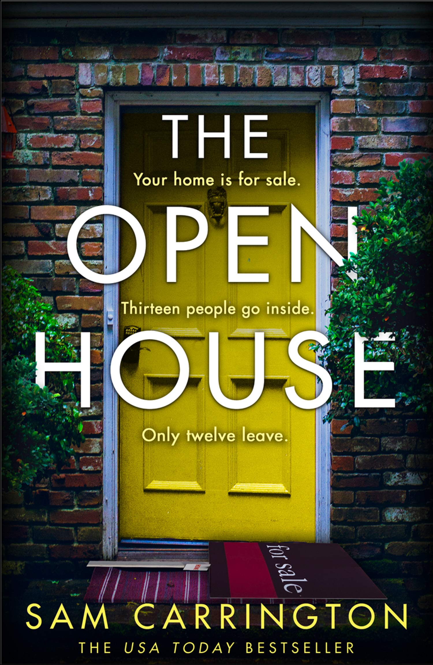 The Open House: Amazon.co.uk: Carrington, Sam: 9780008331399: Books