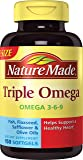 Nature Made Triple Omega 3-6-9, 150 Softgels