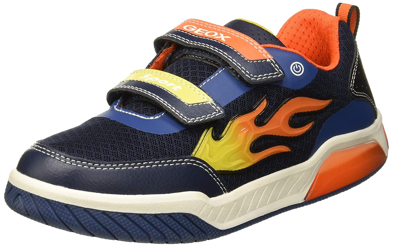 Geox J Inek Boy C, Zapatillas para Niños: Amazon.es: Zapatos y complementos