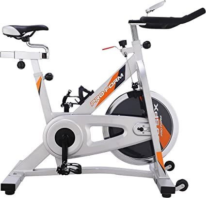 ProForm 390 SPX - Bicicletas estáticas (Interior), Color Gris ...