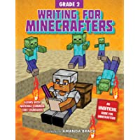Writing for Minecrafters: Grade 2