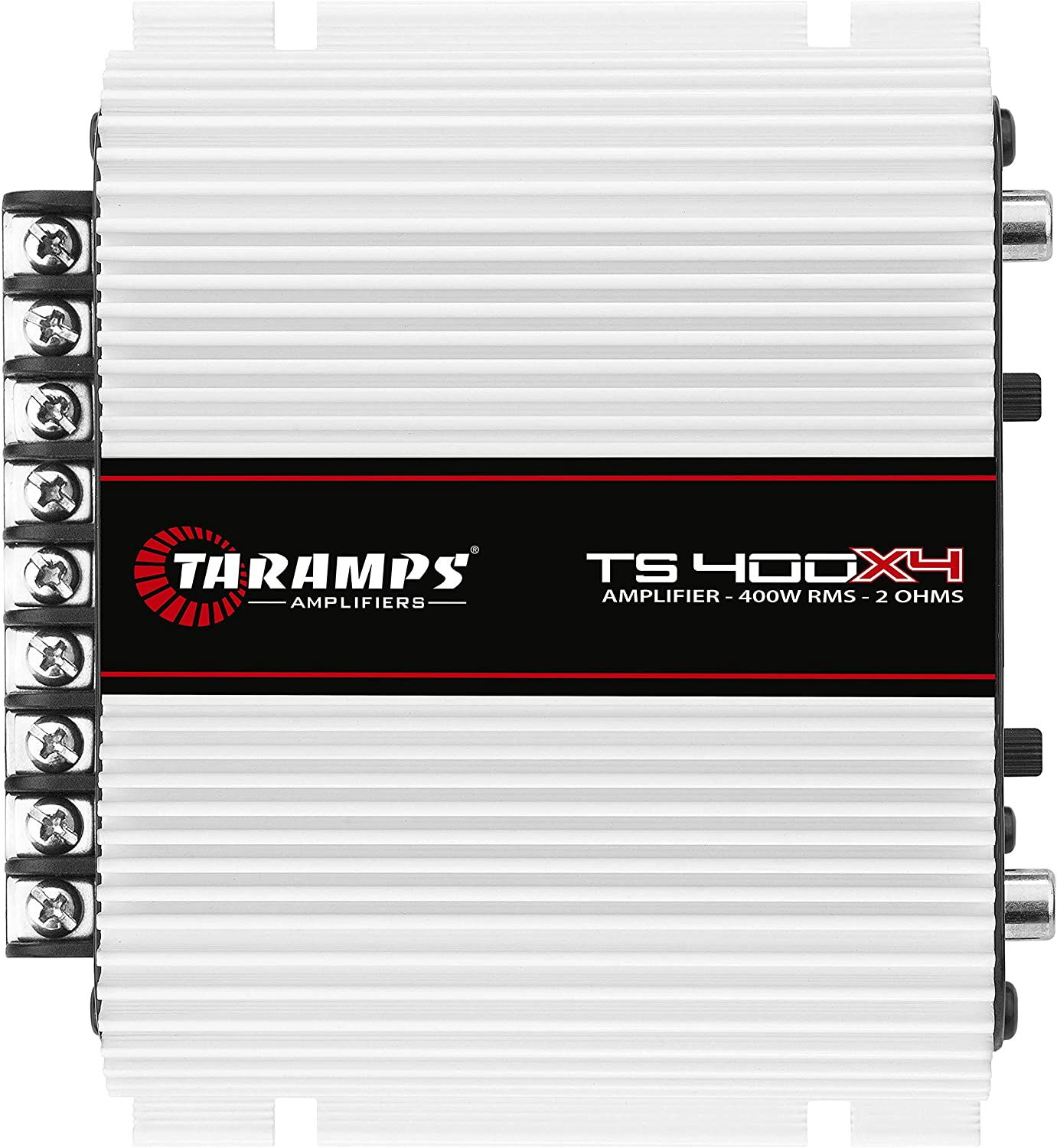 Taramp's TS 400X4 2 Ohms 4 Channel 400 Watts Class D Full Range Amplifier