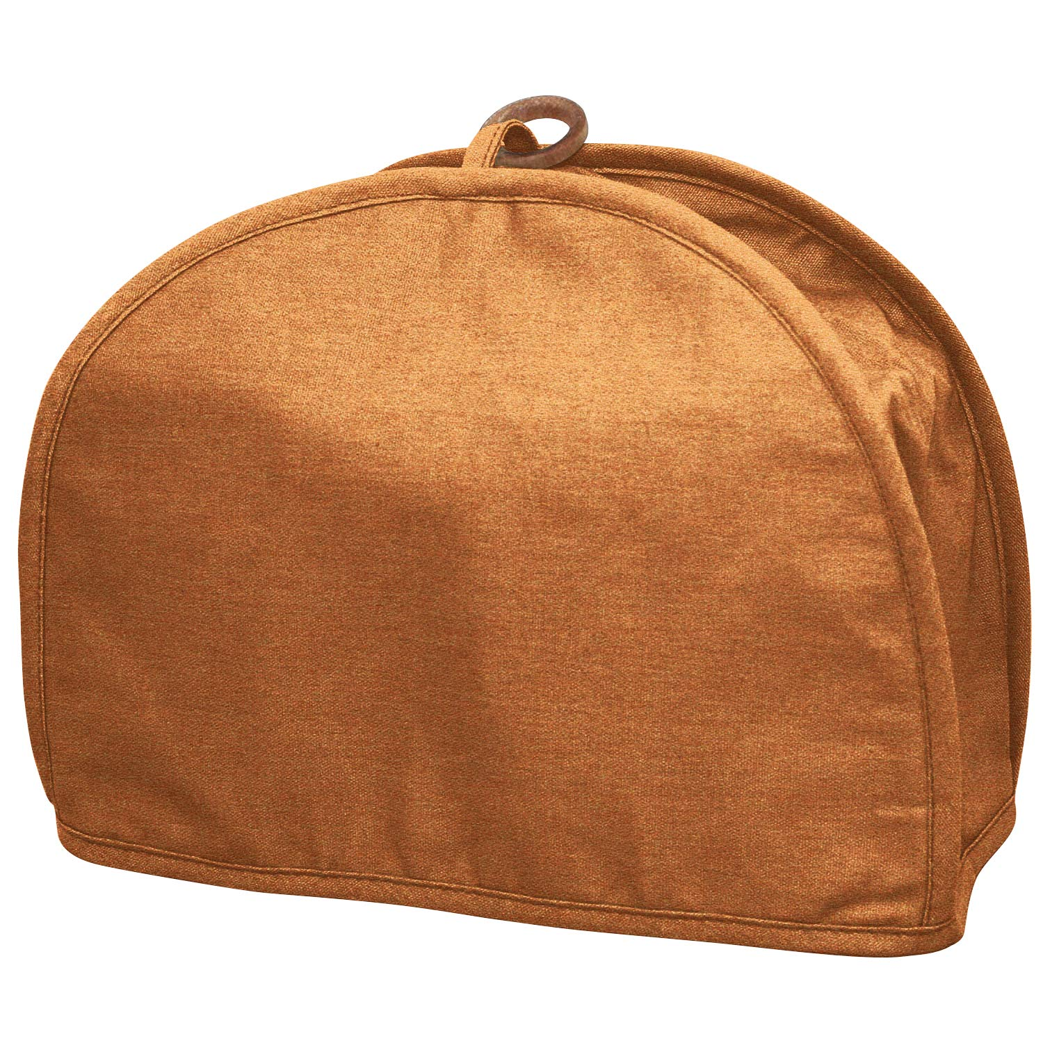 2 Slice Toaster Cover Tan,2 Slice Bread Toaster Oven Dustproof Cover,Cotton Quilted Kitchen Broiler Appliance Organizer Bag,Home Kitchen Toaster Oven Wallets Hold Toaster Broiler Appliances (Orange)