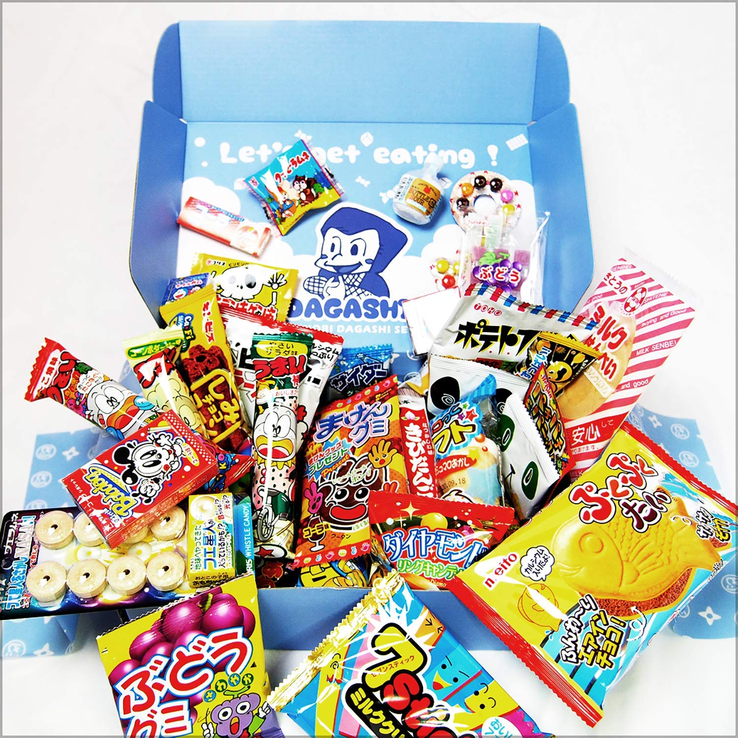 Japanese Candy box Assortment Snacks (50count)