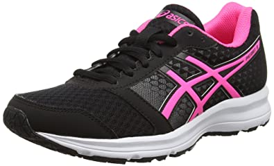 pink asics shoes