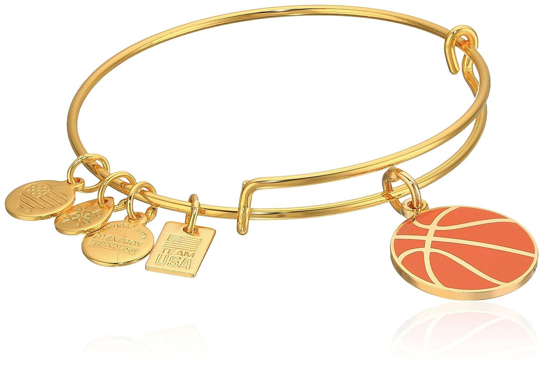 Alex Ani Basketball Expandable Bracelet Image 3