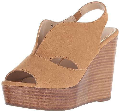 bc56fab3597 Callisto Women s Franklin Wedge Sandal