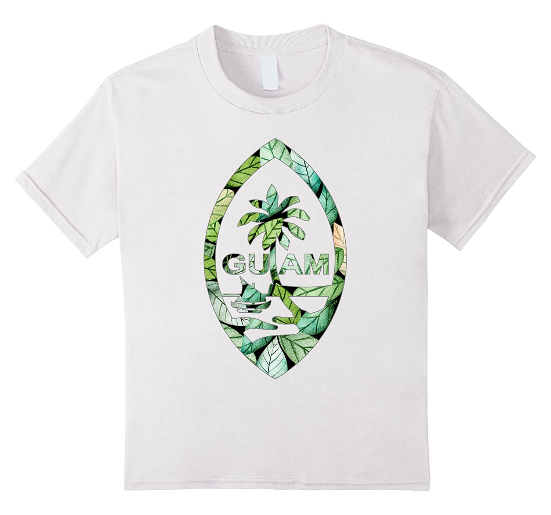 Womens Guam Jungle Style Shirt-Awarplus