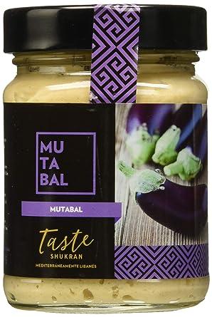 Taste Shukran, Crema para untar y dipear (Crema Mutabal) - 6 de 225