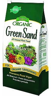 Amazon com : Soil Mender Texas Greensand 40 lb  : Soil And Soil
