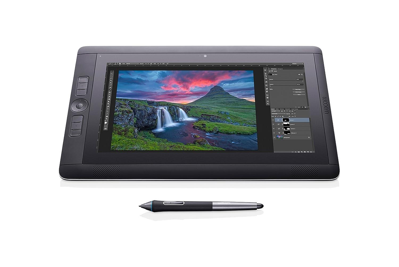 Wacom DTHW1310P 256GB Negro - Tablet (Pizarra, Windows 8.1 Pro, Negro, 802.11g, 802.11b, 802.11n, Intel Core i7, i7-5557U): Amazon.es: Informática