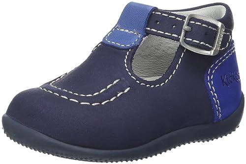 5f0c1cb52 Kickers Bonbek - Zapatos de Primeros Pasos Bebé-Niños  Amazon.es  Zapatos y  complementos