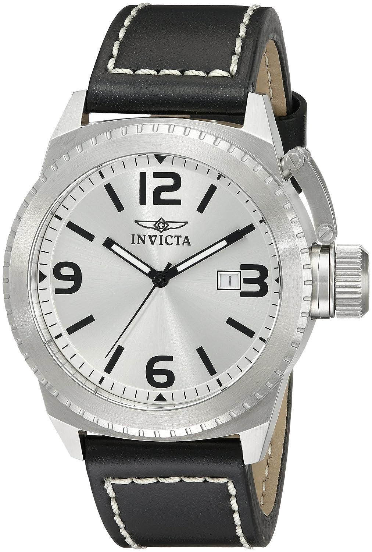 [インビクタ]Invicta スペシャルティ シルバー/ シルバー 1110 メンズ 【正規輸入品】 B004PJ2ZUU