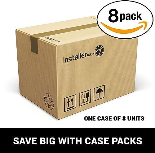 InstallerParts 8 Pack TV Mount for 10 25 w 2.4 Arm 100mm VESA, BARL230S1