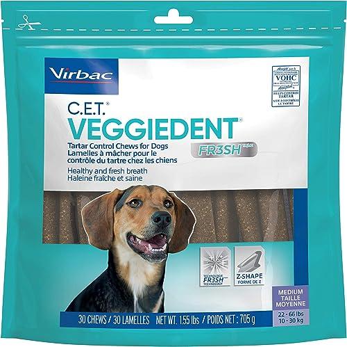 Virbac-CET-VEGGIEDENT-FR3SH-Tartar-Control-Chews-for-Dogs