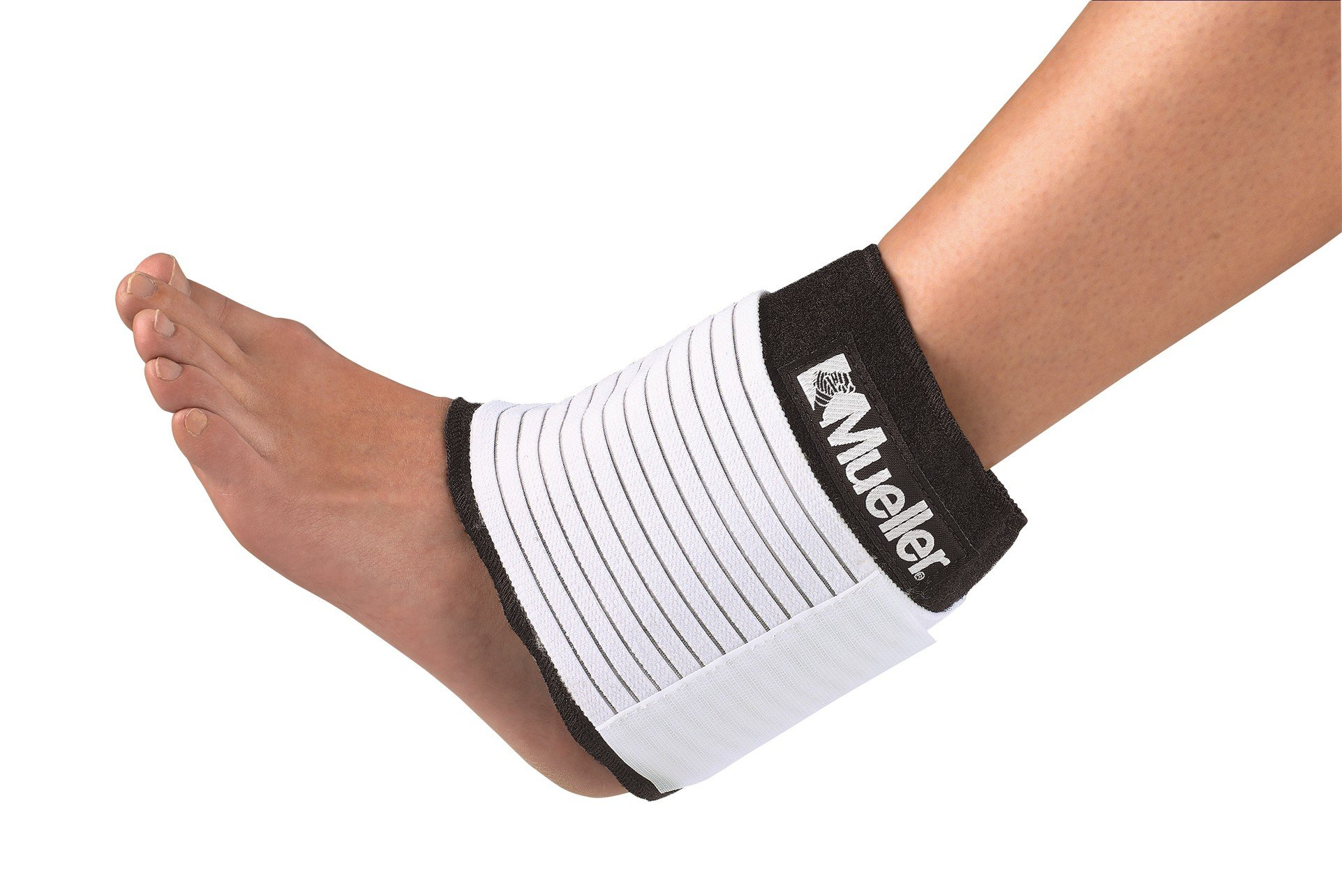 Mueller Cold/hot Wrap, Elastic, Black, One Size by MUELLER