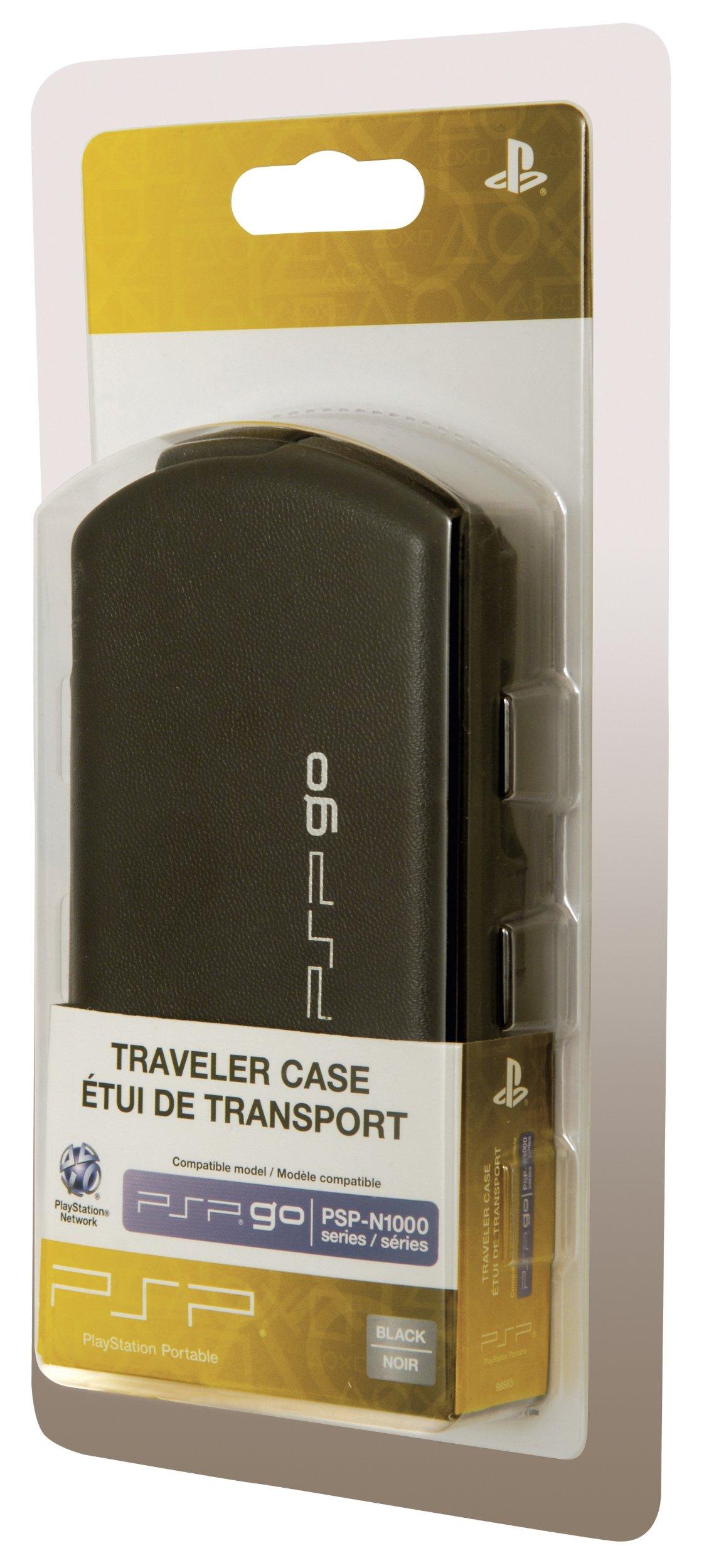 PSPgo Traveler Case - Black