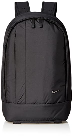 b3d080900 Nike W NK Legend BKPK-Solid Mochila, Mujeres, Negro, One Size: Amazon.es:  Deportes y aire libre