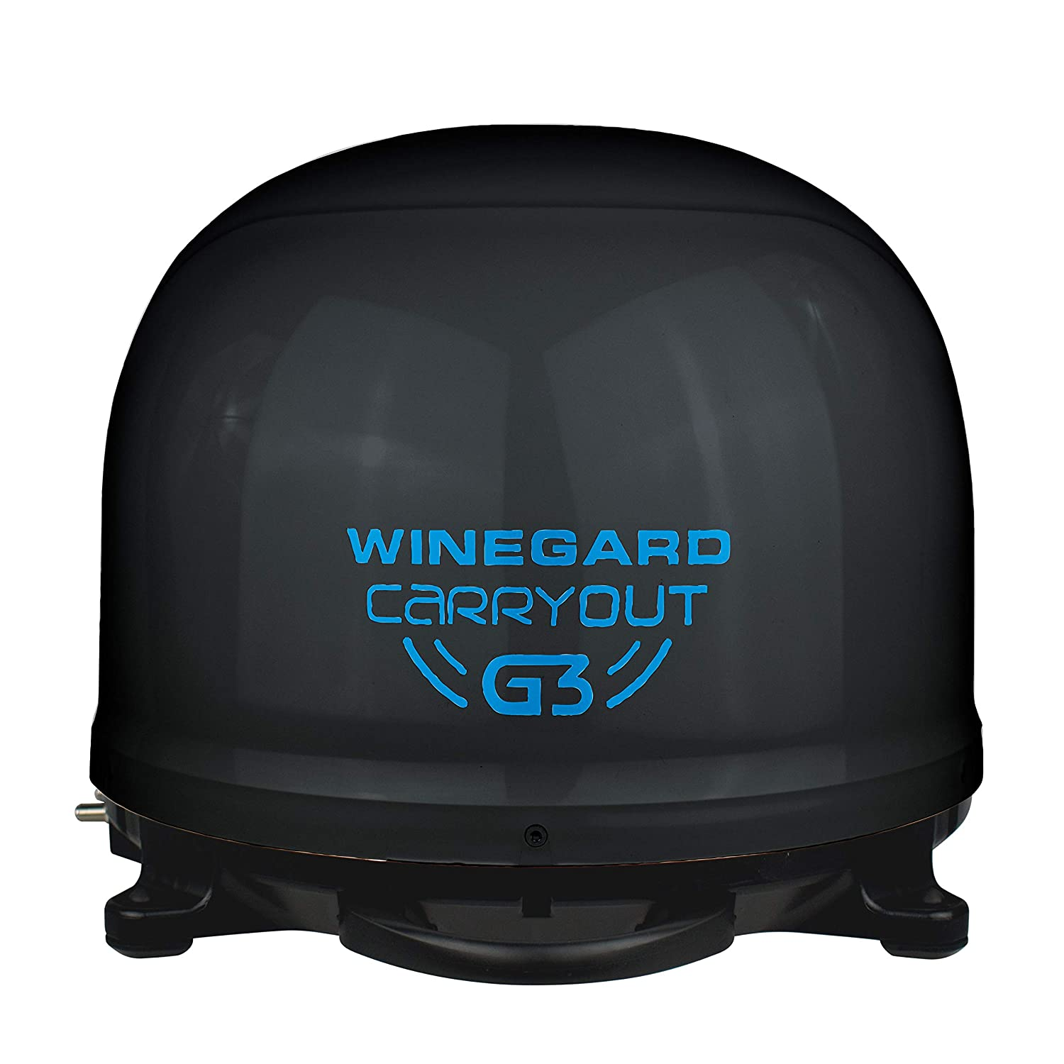 Winegard Company Black GM-9035 Carryout G3 Portable Automatic Satellite Antenna