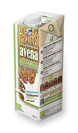 La Finestra Sul Cielo Bebida Vegetal de Avena Sin Gluten - Paquete de 6 x 1000