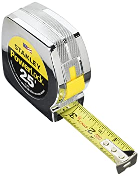 Stanley Tools Professional Measuring Tape