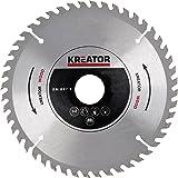 Kreator 03021201 Lame de scie circulaire pour bois 48 dents