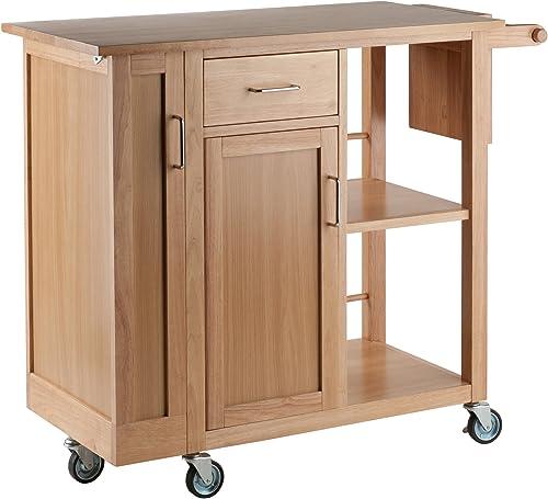 Winsome 89443 Douglas Cart Kitchen